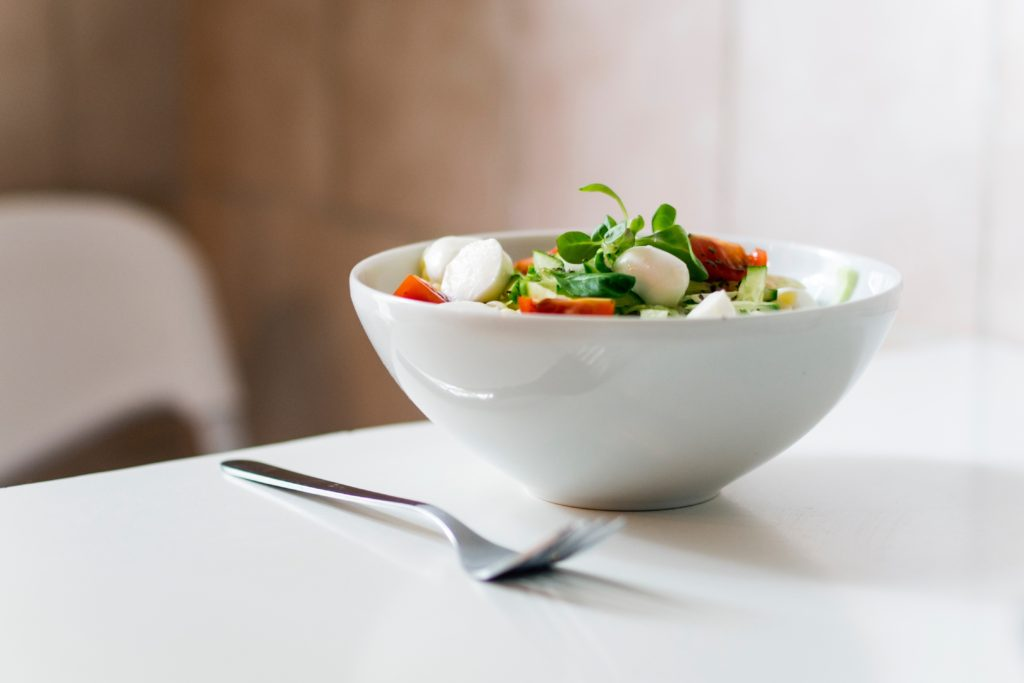 Mangiare con consapevolezza parte da te