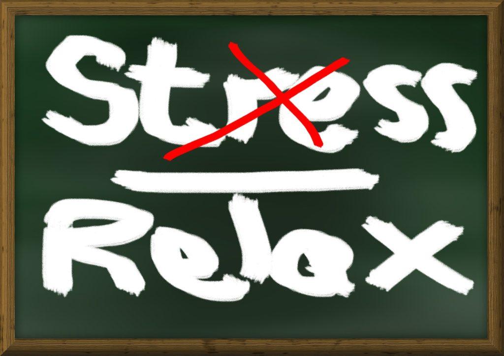 vita più sana: ridurre lo stress
